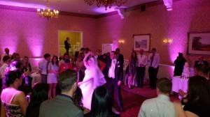 wedding dj shrigley hall macclesfield