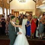 wedding dj doubletree hilton