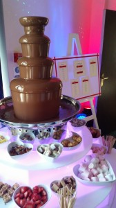 chocolate fountain hire bolton