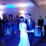 woodhall wedding dj