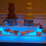chocolate fountains blackpool