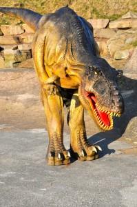 T Rex Jurassic Dinosaur