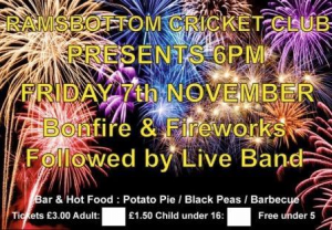 firework display lancashire