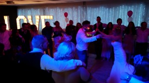 wedding DJ Barton Grange