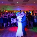 wedding dj sale rugby club
