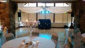 wedding dj services preston