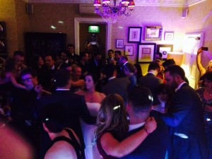 wedding dj didsbury house