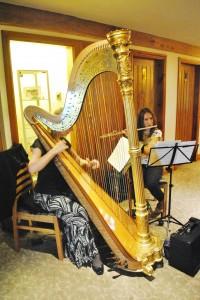 harp & flute preston