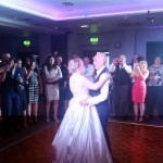 wedding dj whiston