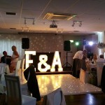 dance floor hire manchester