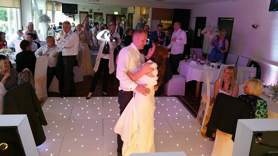 wedding dj brookdale failsworth