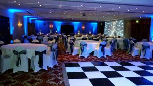 wedding dj & dance floor hire worsley