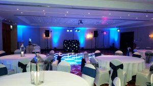 wedding dj worsley marriott