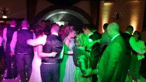 wedding dj shrigley hall cheshire