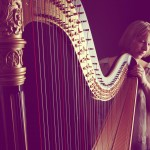 harpist lancashire