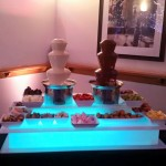 chocolate fountain hire chorley
