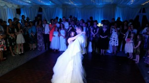 wedding dj villa wrea green