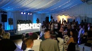 wedding discos villa wrea green