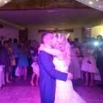 Mr & Mrs Smith dancing to Adele 'Make you feel my love'