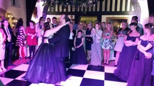 First dance to Pink Floyd 'Louder than words'
