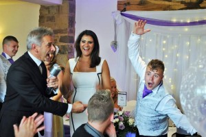 wedding singer lancashire