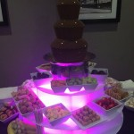 chocolate fountain hire ellesmere port1