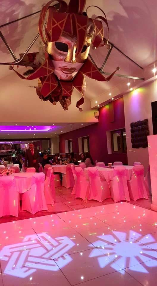 dance floor hire preston