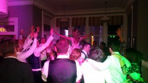 wedding dj Belsfield windermere