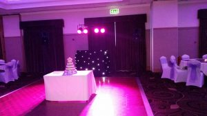 wedding dj low wood bay