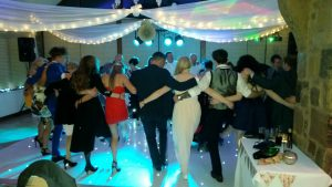 twinkling dance floor hire preston