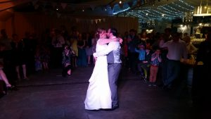 wedding dj bashall barn clitheroe