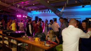 bashall barn clitheroe wedding dj