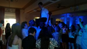 DJ bar mitzvah bury