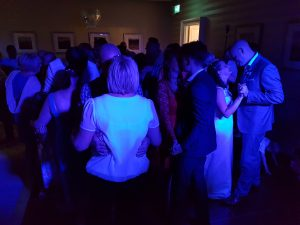 wedding dj belsfield hotel bowness