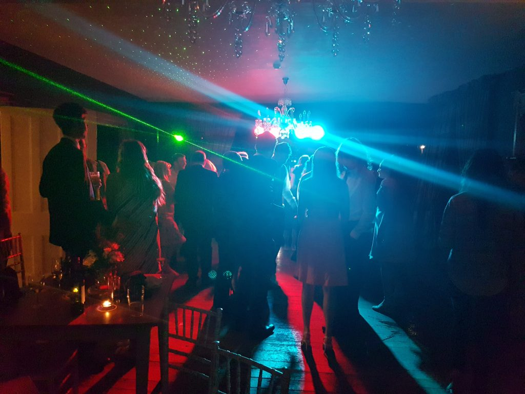 wedding dj dale lodge grasmere