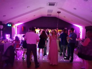 wedding disco st helens