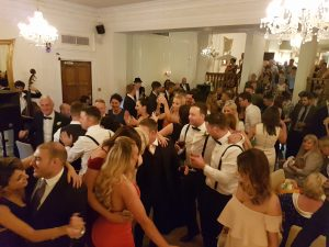 west tower wedding disco