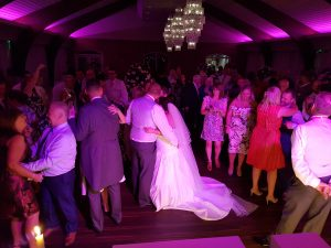 wedding dj colshaw hall peover