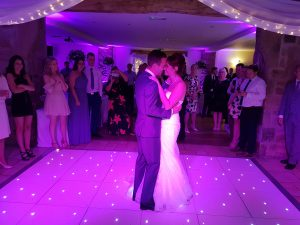 dance floor hire beeston manor