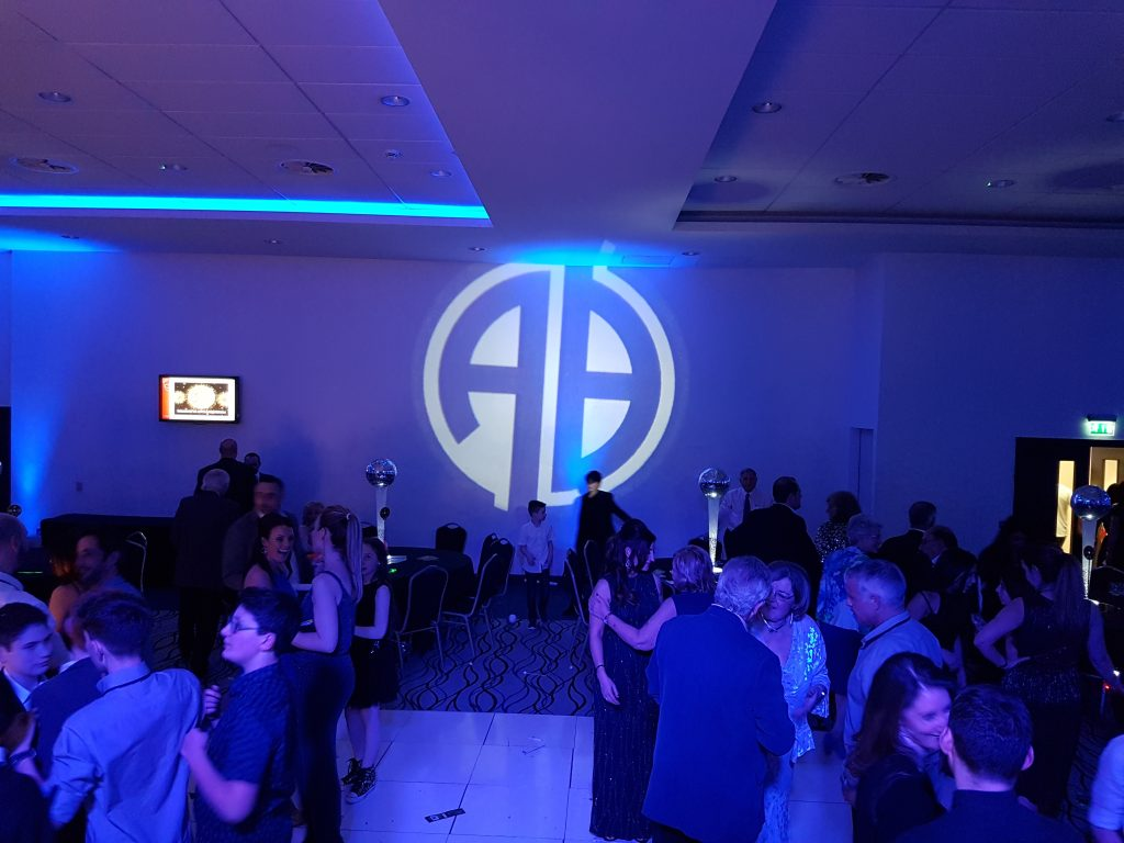 gobo projection hire