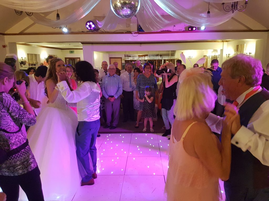 bolton wedding dj