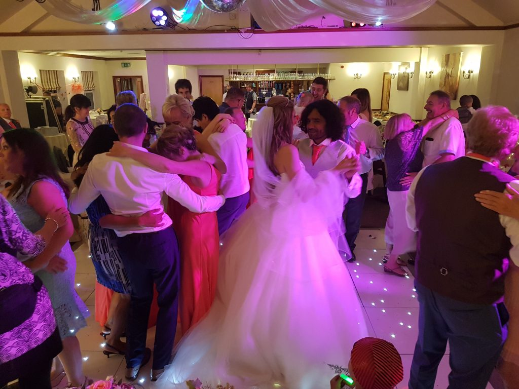 blackrod wedding dj