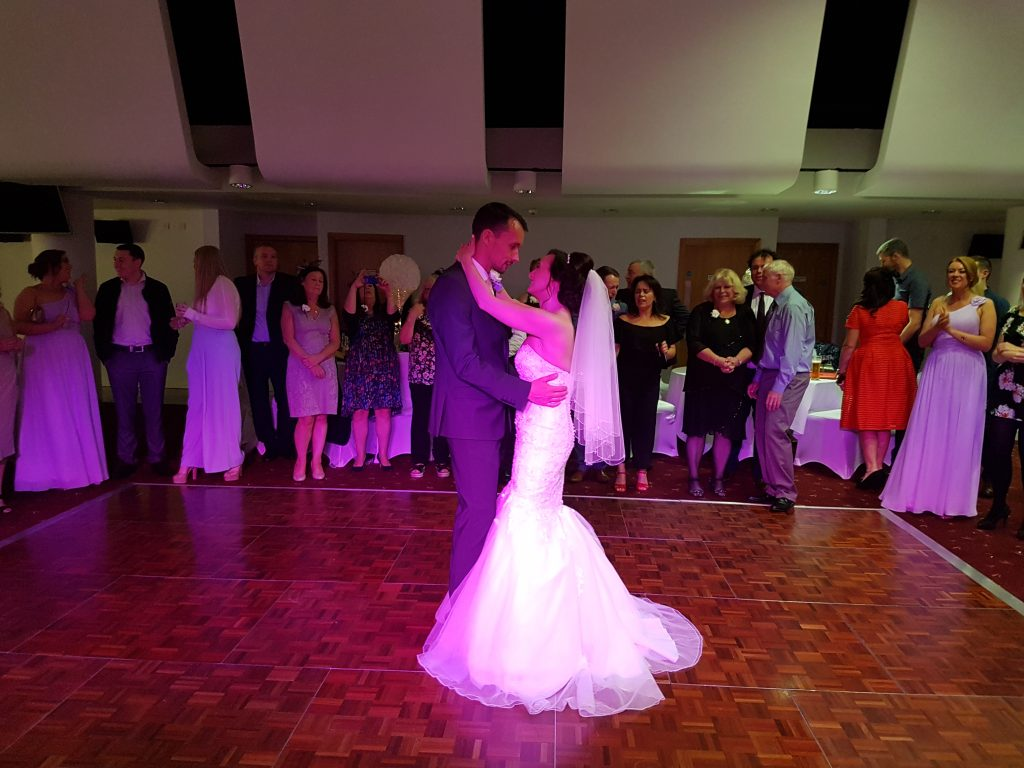 wedding dj aintree racecourse