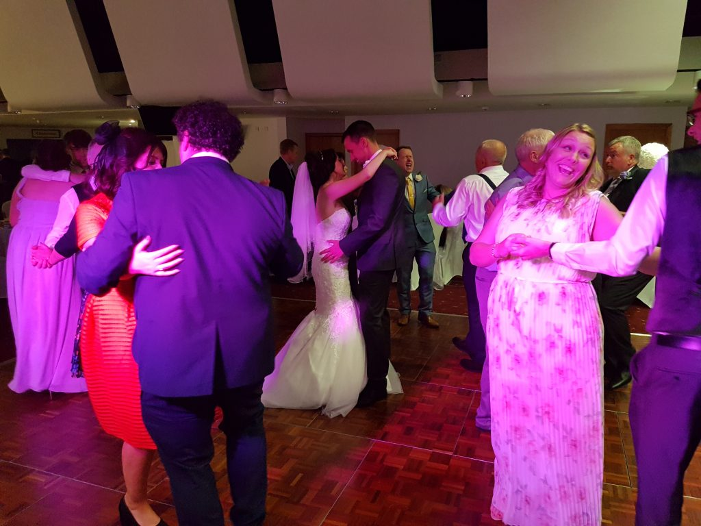 aintree wedding dj