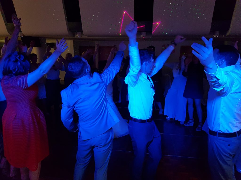 party dj aintree racecourse