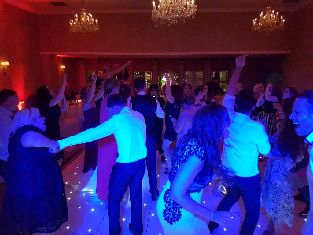 wedding dj rowton hall