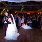 wedding dj bartle hall