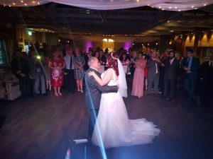 bartle hall wedding dj