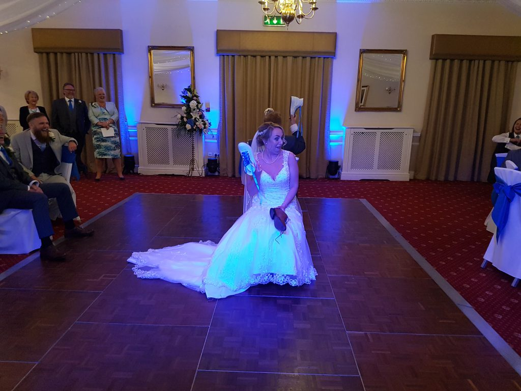wedding dj farington lodge