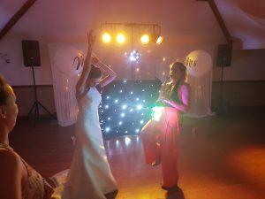 ellie sax weddings